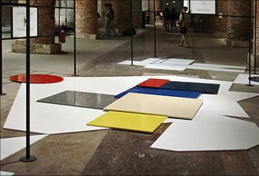 Emerging Dutch artists: Falke Pisano, Navid Nuur, Joep van Liefland
