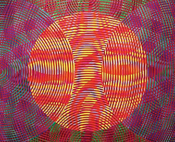 The Op Revival Contemporary Perceptual Art Today Terry