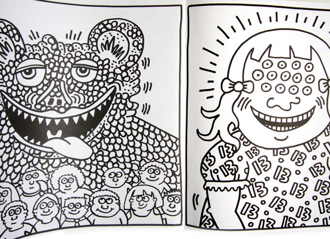 Keith Haring: limited edition art prints and multiples
